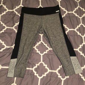 PINK Ultimate Yoga Cropped Leggings